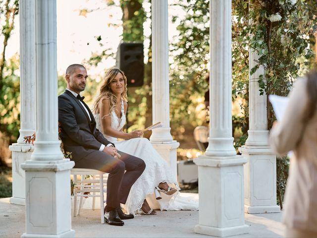 Le mariage de Jonathan et Lucie à Paray-Douaville, Yvelines 53