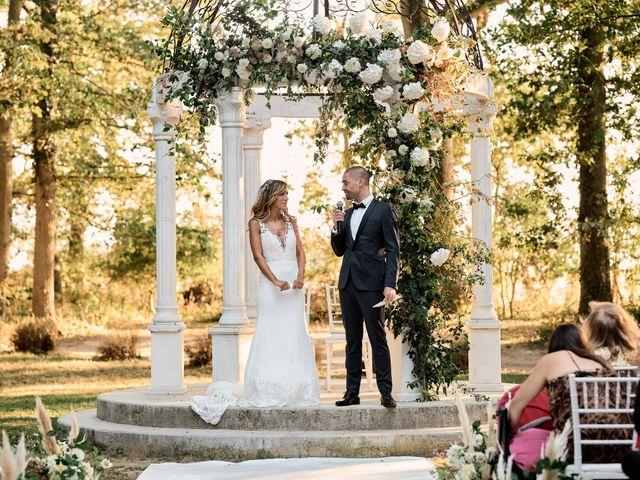 Le mariage de Jonathan et Lucie à Paray-Douaville, Yvelines 58