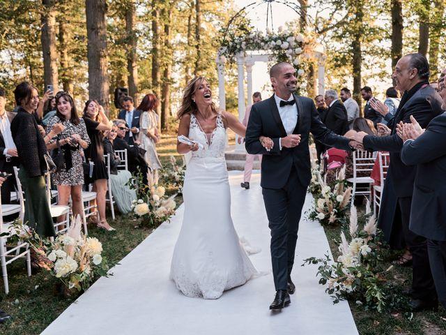 Le mariage de Jonathan et Lucie à Paray-Douaville, Yvelines 62