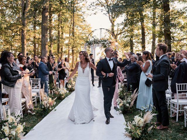 Le mariage de Jonathan et Lucie à Paray-Douaville, Yvelines 63
