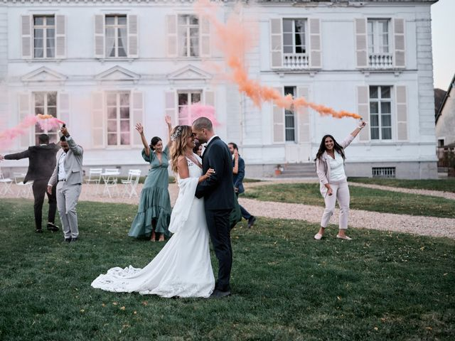 Le mariage de Jonathan et Lucie à Paray-Douaville, Yvelines 72