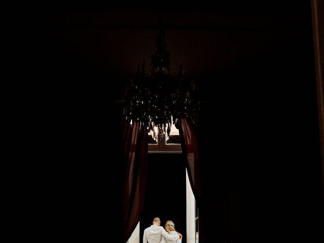 Le mariage de Jonathan et Lucie à Paray-Douaville, Yvelines 95