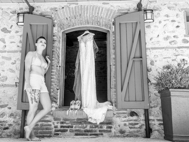 Le mariage de Cedric et Solene à Le Soler, Pyrénées-Orientales 11
