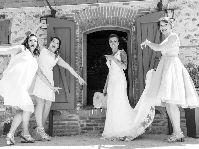 Le mariage de Cedric et Solene à Le Soler, Pyrénées-Orientales 12
