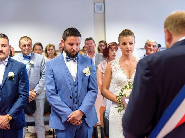 Le mariage de Cedric et Solene à Le Soler, Pyrénées-Orientales 15