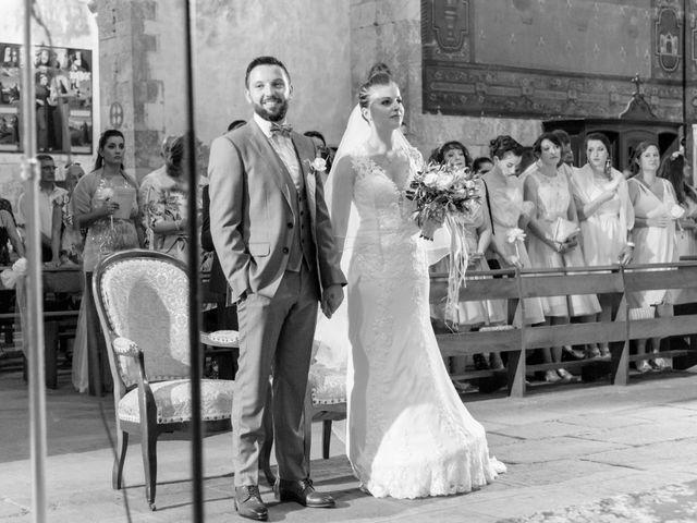 Le mariage de Cedric et Solene à Le Soler, Pyrénées-Orientales 19