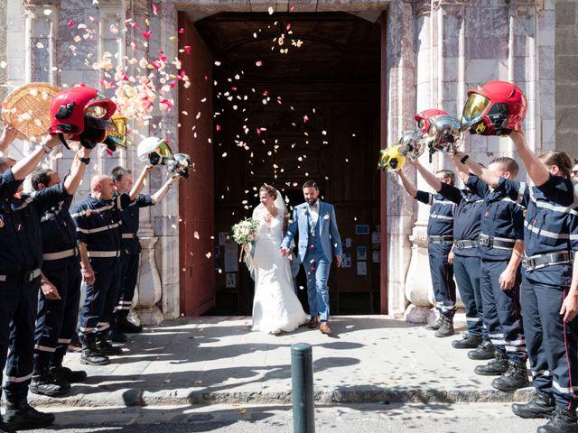 Le mariage de Cedric et Solene à Le Soler, Pyrénées-Orientales 22
