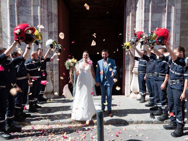 Le mariage de Cedric et Solene à Le Soler, Pyrénées-Orientales 23