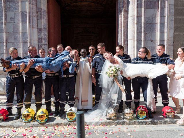 Le mariage de Cedric et Solene à Le Soler, Pyrénées-Orientales 25