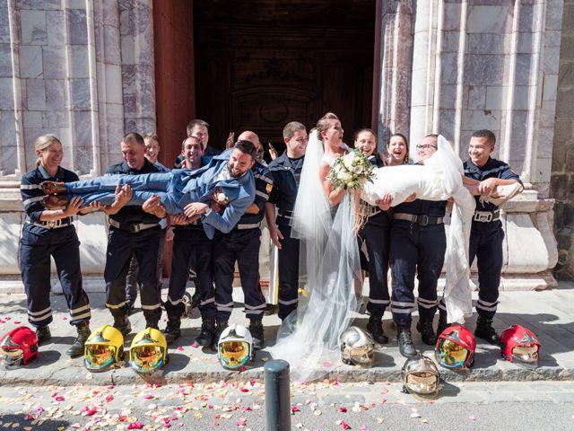 Le mariage de Cedric et Solene à Le Soler, Pyrénées-Orientales 26