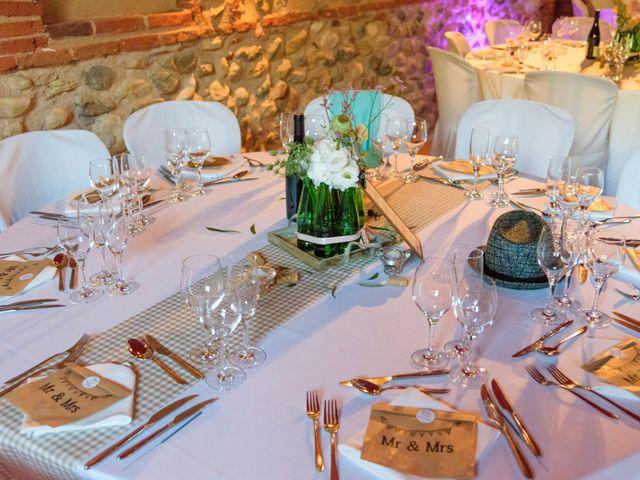 Le mariage de Cedric et Solene à Le Soler, Pyrénées-Orientales 52