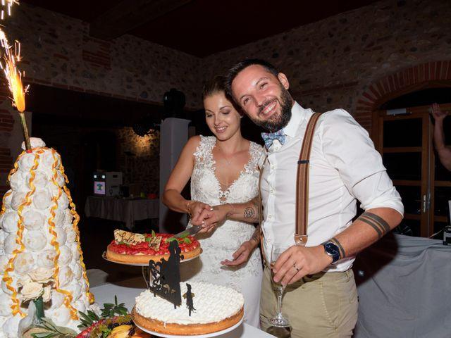 Le mariage de Cedric et Solene à Le Soler, Pyrénées-Orientales 61