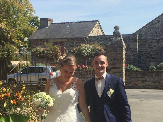 Le mariage de Mathieu et Lucie à Janzé, Ille et Vilaine 3
