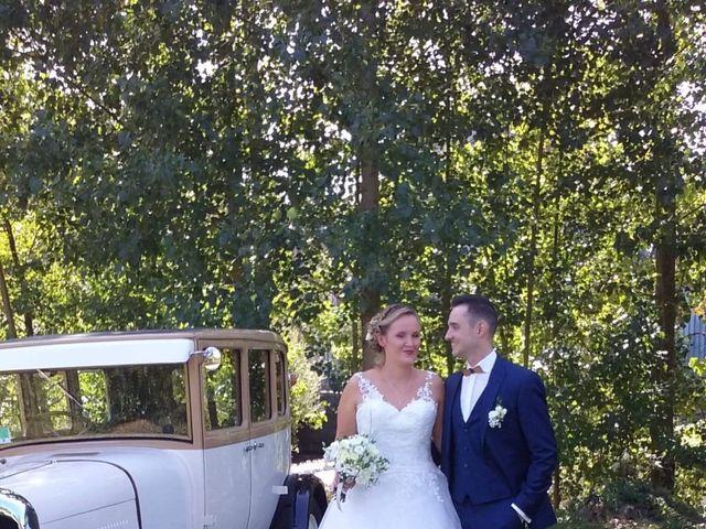 Le mariage de Mathieu et Lucie à Janzé, Ille et Vilaine 6