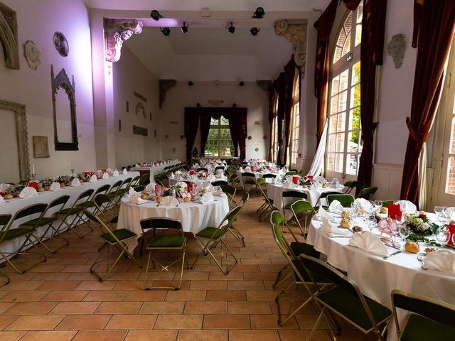 Le mariage de Victor et Aude à Survilliers, Val-d'Oise 1