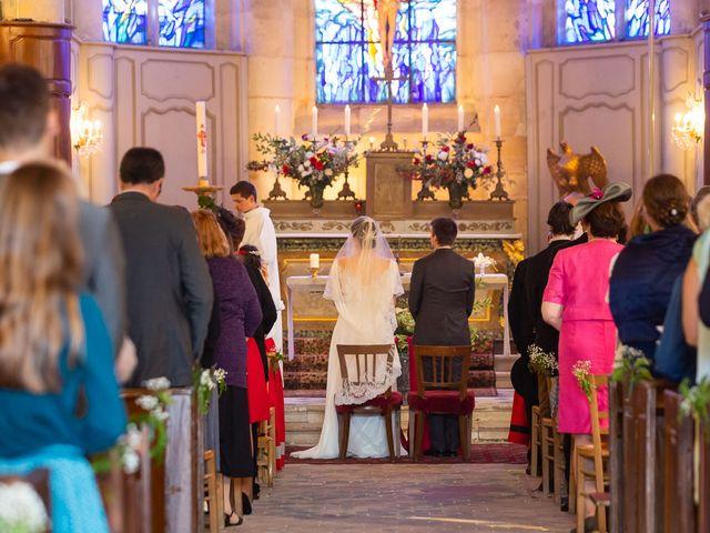 Le mariage de Victor et Aude à Survilliers, Val-d'Oise 2