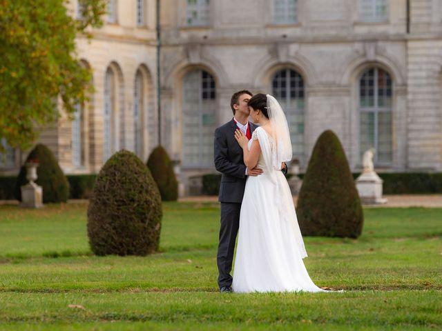 Le mariage de Victor et Aude à Survilliers, Val-d'Oise 5