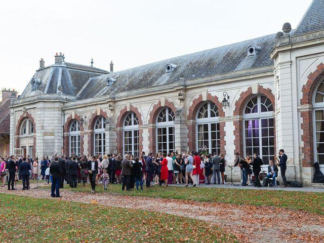 Le mariage de Victor et Aude à Survilliers, Val-d'Oise 6