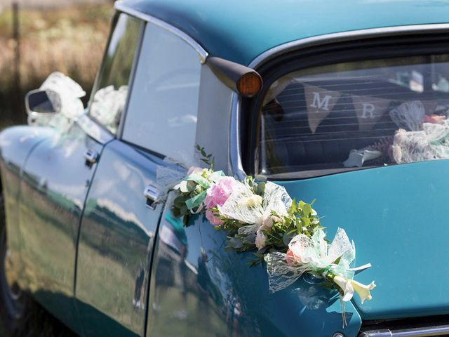 Le mariage de Joshua et Céline à Biville-sur-Mer, Seine-Maritime 12