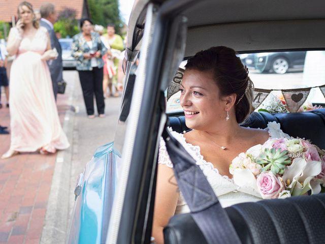 Le mariage de Joshua et Céline à Biville-sur-Mer, Seine-Maritime 17