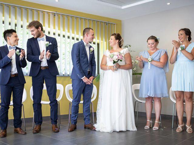 Le mariage de Joshua et Céline à Biville-sur-Mer, Seine-Maritime 18