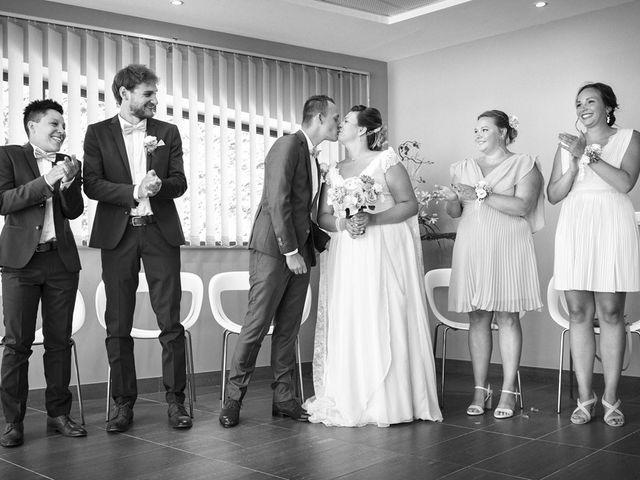 Le mariage de Joshua et Céline à Biville-sur-Mer, Seine-Maritime 19