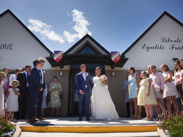 Le mariage de Joshua et Céline à Biville-sur-Mer, Seine-Maritime 20