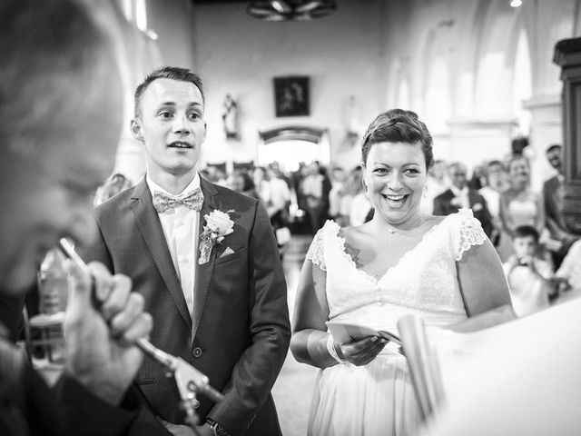 Le mariage de Joshua et Céline à Biville-sur-Mer, Seine-Maritime 23