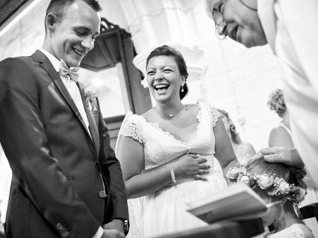 Le mariage de Joshua et Céline à Biville-sur-Mer, Seine-Maritime 24