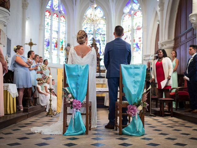 Le mariage de Joshua et Céline à Biville-sur-Mer, Seine-Maritime 26
