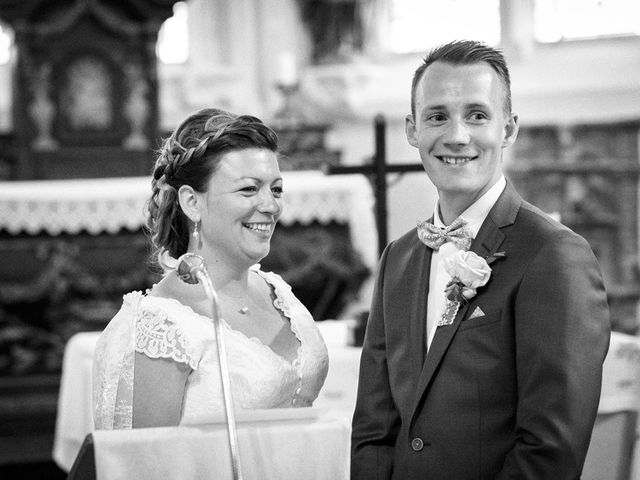 Le mariage de Joshua et Céline à Biville-sur-Mer, Seine-Maritime 27