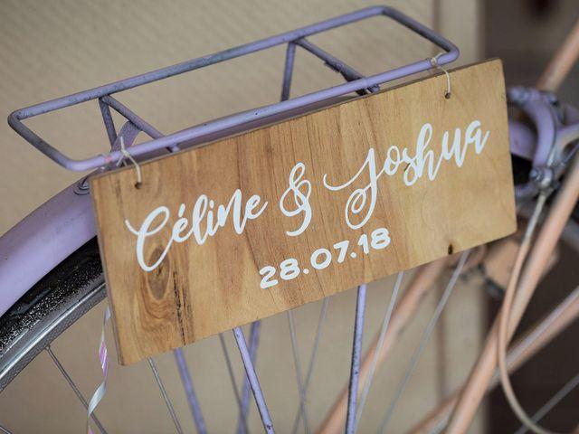 Le mariage de Joshua et Céline à Biville-sur-Mer, Seine-Maritime 32