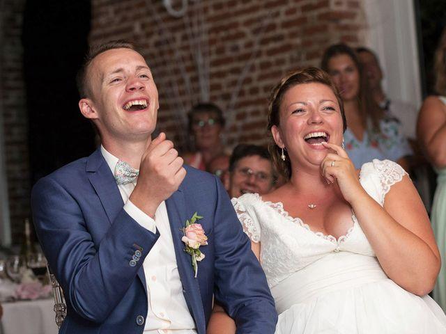 Le mariage de Joshua et Céline à Biville-sur-Mer, Seine-Maritime 53