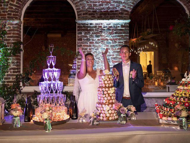 Le mariage de Joshua et Céline à Biville-sur-Mer, Seine-Maritime 56