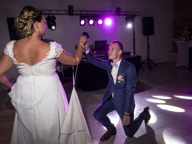 Le mariage de Joshua et Céline à Biville-sur-Mer, Seine-Maritime 59