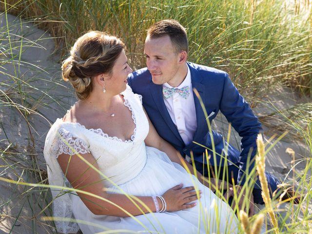 Le mariage de Joshua et Céline à Biville-sur-Mer, Seine-Maritime 65