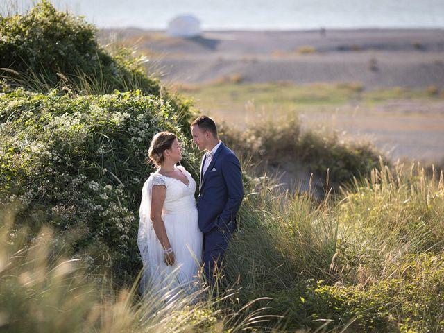 Le mariage de Joshua et Céline à Biville-sur-Mer, Seine-Maritime 67