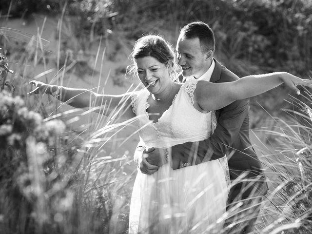 Le mariage de Joshua et Céline à Biville-sur-Mer, Seine-Maritime 68
