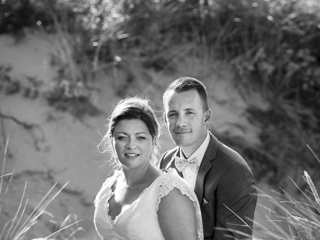 Le mariage de Joshua et Céline à Biville-sur-Mer, Seine-Maritime 69