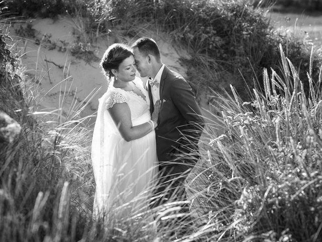 Le mariage de Joshua et Céline à Biville-sur-Mer, Seine-Maritime 70