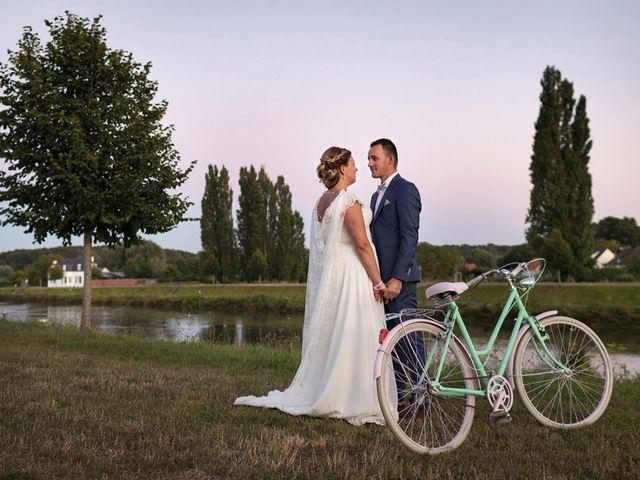 Le mariage de Joshua et Céline à Biville-sur-Mer, Seine-Maritime 74