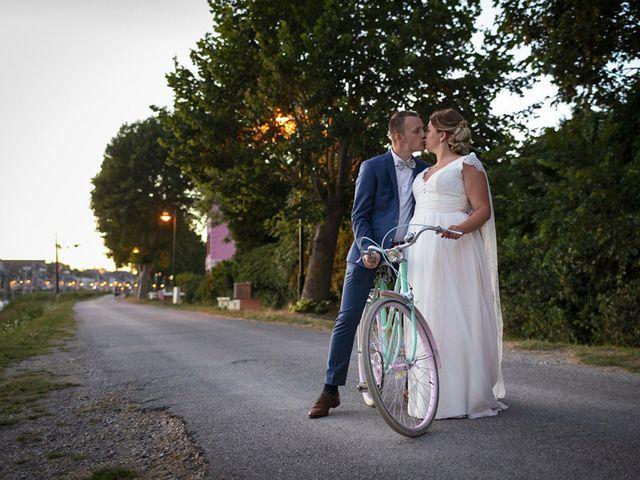 Le mariage de Joshua et Céline à Biville-sur-Mer, Seine-Maritime 75