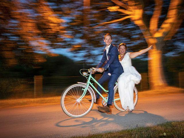Le mariage de Joshua et Céline à Biville-sur-Mer, Seine-Maritime 76