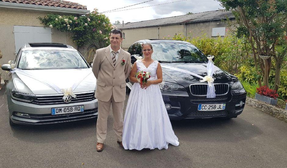 Le mariage de Kevin et Aurore à Saint-Laurent-de-Cognac, Charente