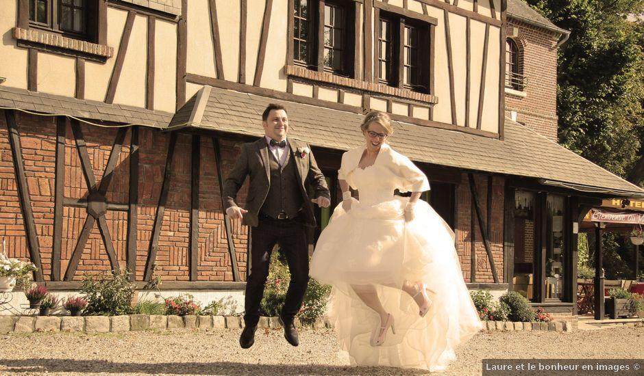 Le mariage de Maud et Stéphane à Saint-Omer-en-Chaussée, Oise