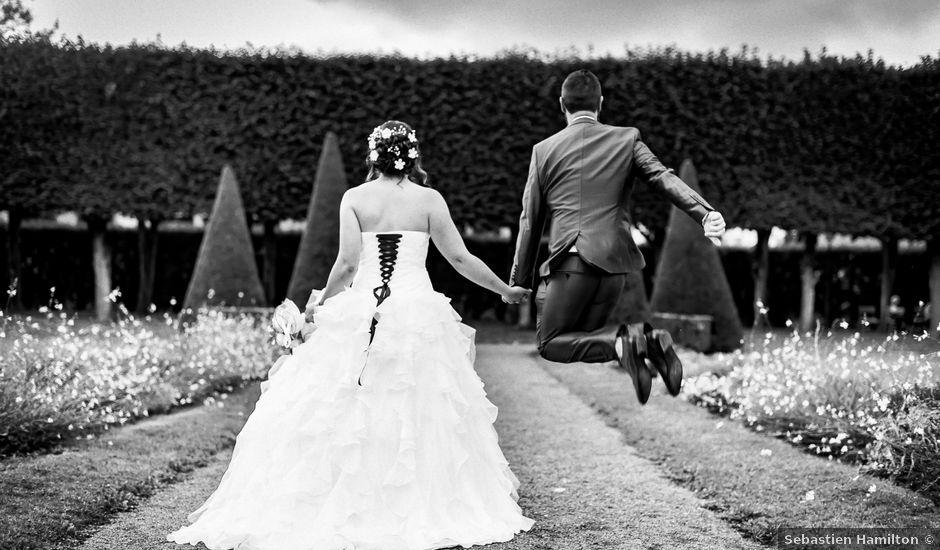 Le mariage de Gregory et Adeline à Coulommiers, Seine-et-Marne