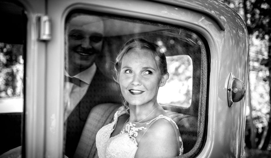 Le mariage de Mathieu et Lucie à Janzé, Ille et Vilaine