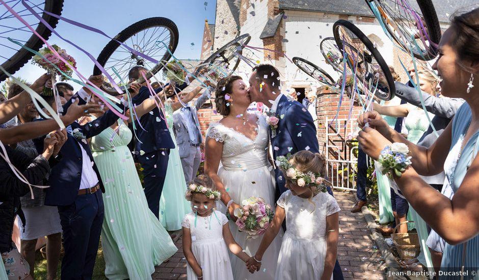 Le mariage de Joshua et Céline à Biville-sur-Mer, Seine-Maritime
