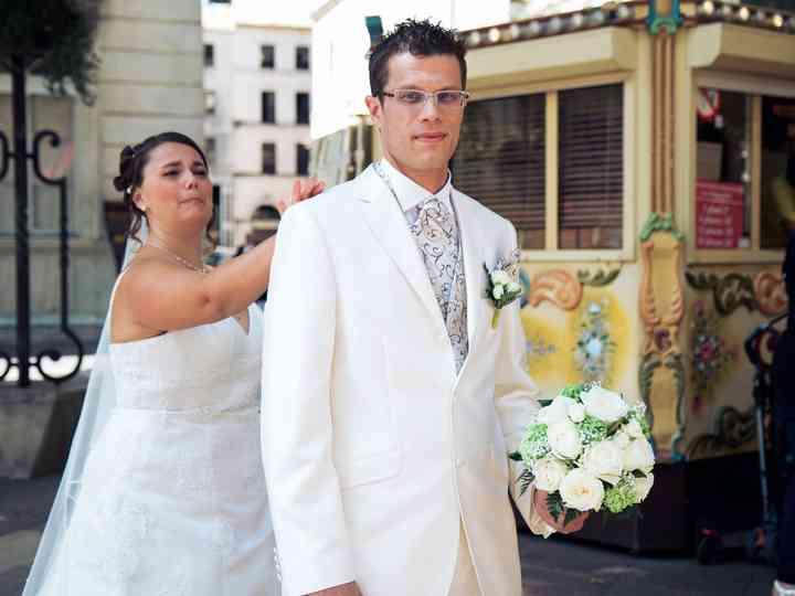 Le mariage de Océane et Frédéic
