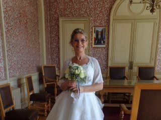 Le mariage de Marie-Christine et Grégory 1